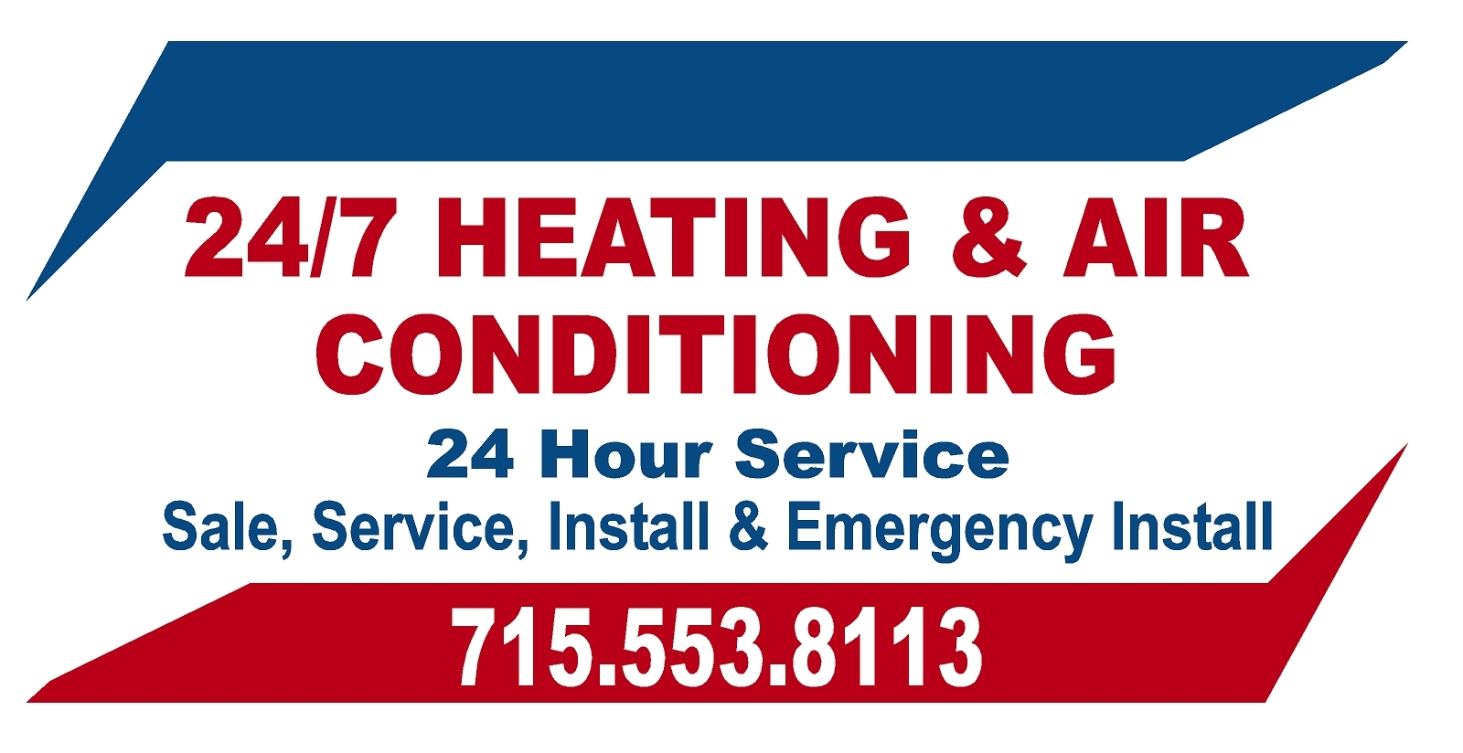 Bryans 24 7 Heating and Air Conditioning Services Milltown Wisconsin
